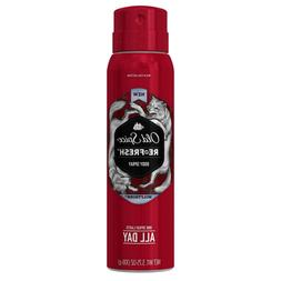 Old Spice Wild Collection Wolfthorn Men's Body Spray 3.75 Ou