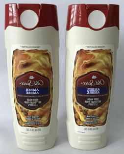 Old Spice Fresher Collection Men's Body Wash, Amber Scent, 1