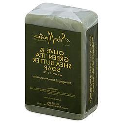 Shea Moisture Organic Bar Soap, Pack of 2