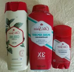 Old Spice Original High Endurance Deodorant, Cooling Mint &