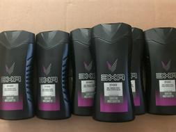 PACK OF 6 AXE EXCITE Shower Gel / Body Wash 250ml = 8.45 oz