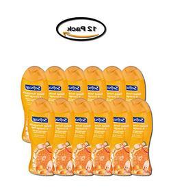 PACK OF 12 - Softsoap Moisturizing Body Wash Sweet Honeysuck