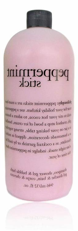 Philosophy Peppermint Stick Shower Gel 32 oz