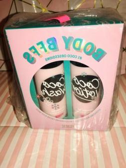 PINK Victoria's Secret Body BFFS Coconut Obsession Coco LOTI