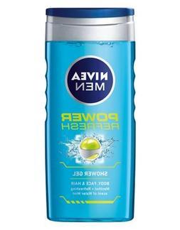Nivea Men Power Refresh Shower Gel 250 ml / 8.4 fl oz