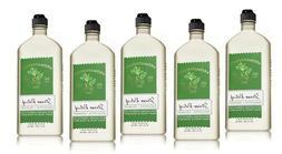 QTY 5X Eucalyptus Spearmint Body Wash Foam Bath and Body Wor