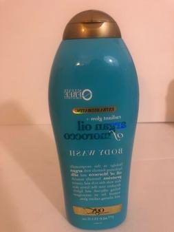 OGX Radiant Glow Argan Oil of Morocco Body Wash Extra Hydrat