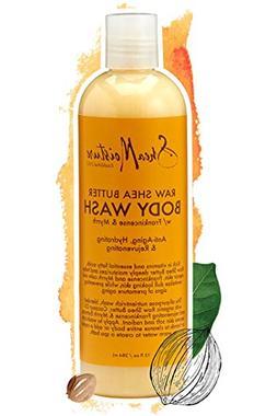 SheaMoisture Raw Shea Butter Hydrating Body Wash 13 Ounces