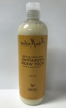 Nubian Heritage Body Wash Raw Shea Butter