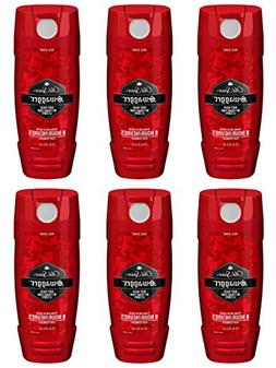 Old Spice Red Zone Men's Body Wash, Swagger, 16 Fluid Ounce