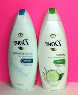 Dove Body Wash Revitalize Size, 22 oz, Pack of 2