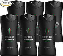 Axe Revitalizing Body Wash Shower Gel, Africa, Pack of 6,