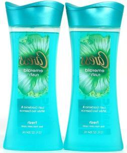 Caress Body Wash - Emerald Rush - 12 oz