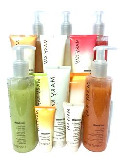 MARY KAY SATIN HANDS SET & LOTIONS~YOU CHOOSE~FRAGRANCE FREE