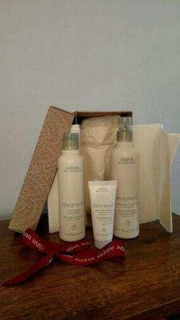 "AVEDA ""Shampure"" Body Wash, Body Lotion & Hand Relief 3 pc B"