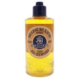Shea Body Shower Oil by LOccitane for Unisex - 8.4 oz Body W