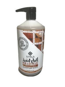 Alaffia Shea Body Wash Vanilla Mint Moisturize Cleanse Neem