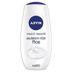 Nivea Shower Cream Body Wash Rich Moisture Soft With Almond