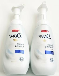 Dove Shower Foam Foaming Body Wash, 13.5 oz