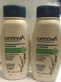 Aveeno Skin Relief Body Wash with Chamomile Scent & Soothing