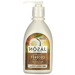 Jason Smoothing Coconut Body Wash - Coconut - 30 oz