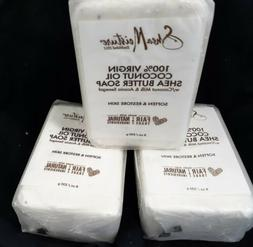 Shea Moisture Soap 8 Ounce Bar 100% Virgin Coconut Oil & She