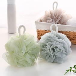Solid Bath Balls Bathroom Soft Massage <font><b>Body</b></fo