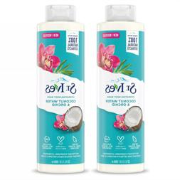 St. Ives Coconut Water & Orchid Plant- Natural Body Wash Soa
