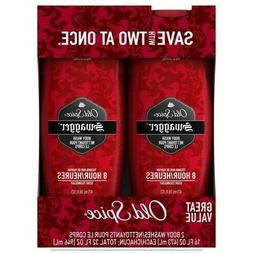 Old Spice Swagger Body Wash, 16 fl oz each, Pack of 2
