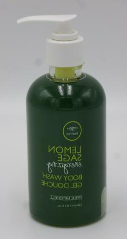 Paul Mitchell Tea Tree Lemon Sage Energizing Body Wash Gel D