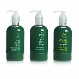 Paul Mitchell Tea Tree Shampoo, Conditioner and Body wash 8.