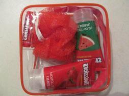 Twizzlers Bath Set 3 oz Body Wash Watermelon  & 3 oz Strawbe
