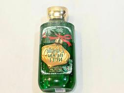 3 Bath & Body Works VANILLA BEAN NOEL Shower Gel Wash 10 oz