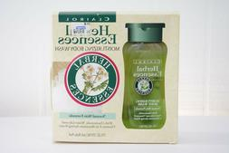 Vintage 90s Herbal Essences Moisturizing Body Wash & Pouf Cl