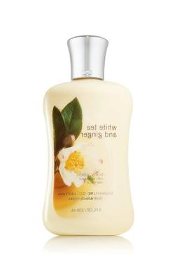 Bath & Body Works White Tea and Ginger 8 oz. Body Lotion