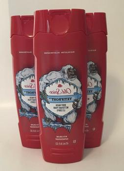 wild collection body wash yetifrost 16 fluid