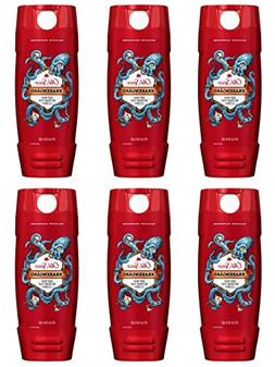 Old Spice Wild Collection Body Wash, Krakengard, 16 Fluid Ou