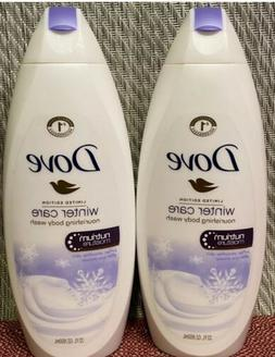 Dove Winter Care Nourishing Body Wash, 22 Ounce, 6 Pack