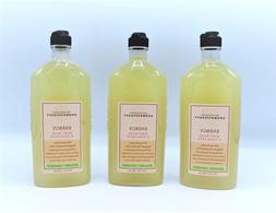 x3 Bath and Body Works Aromatherapy Bergamot Coriander Body